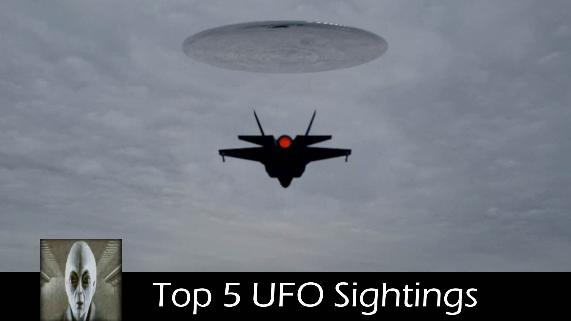 Top 5 UFO Sightings