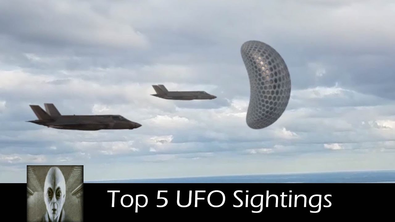Top 5 Viral UFO Sightings