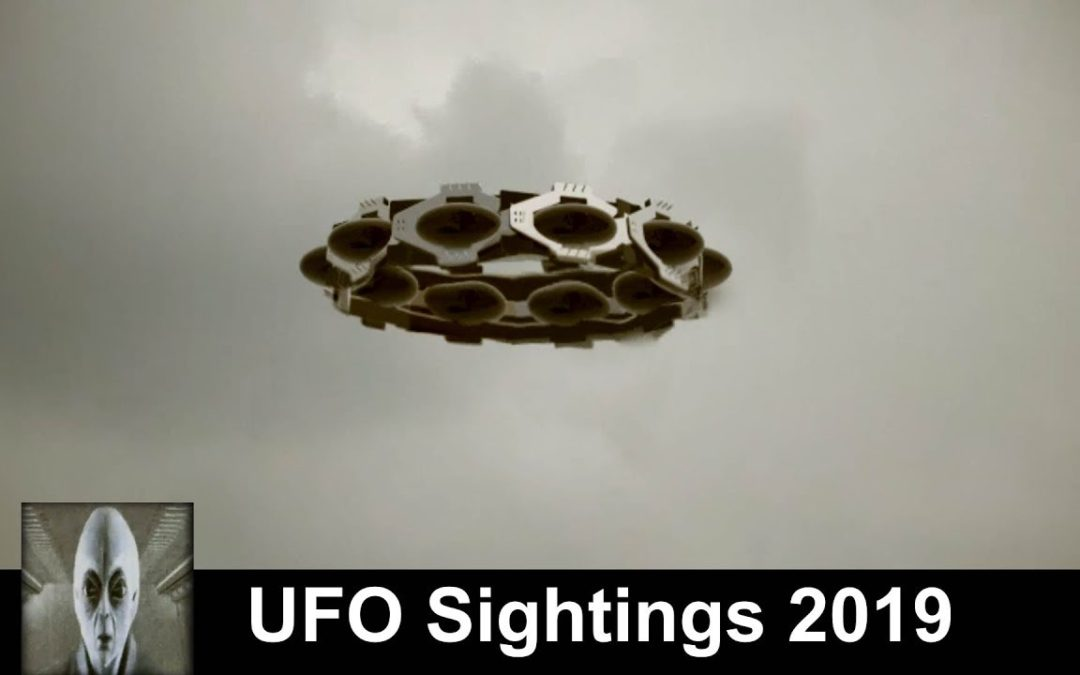 UFO Sightings May 10th 2019 Clear UFO Footage