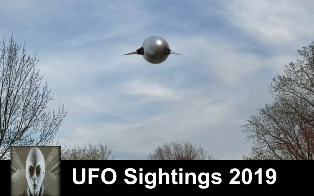 UFO Sightings May 14th 2019 Something In The Sky