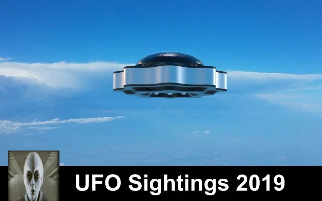 UFO Sightings May 7th 2019 Excellent Footage