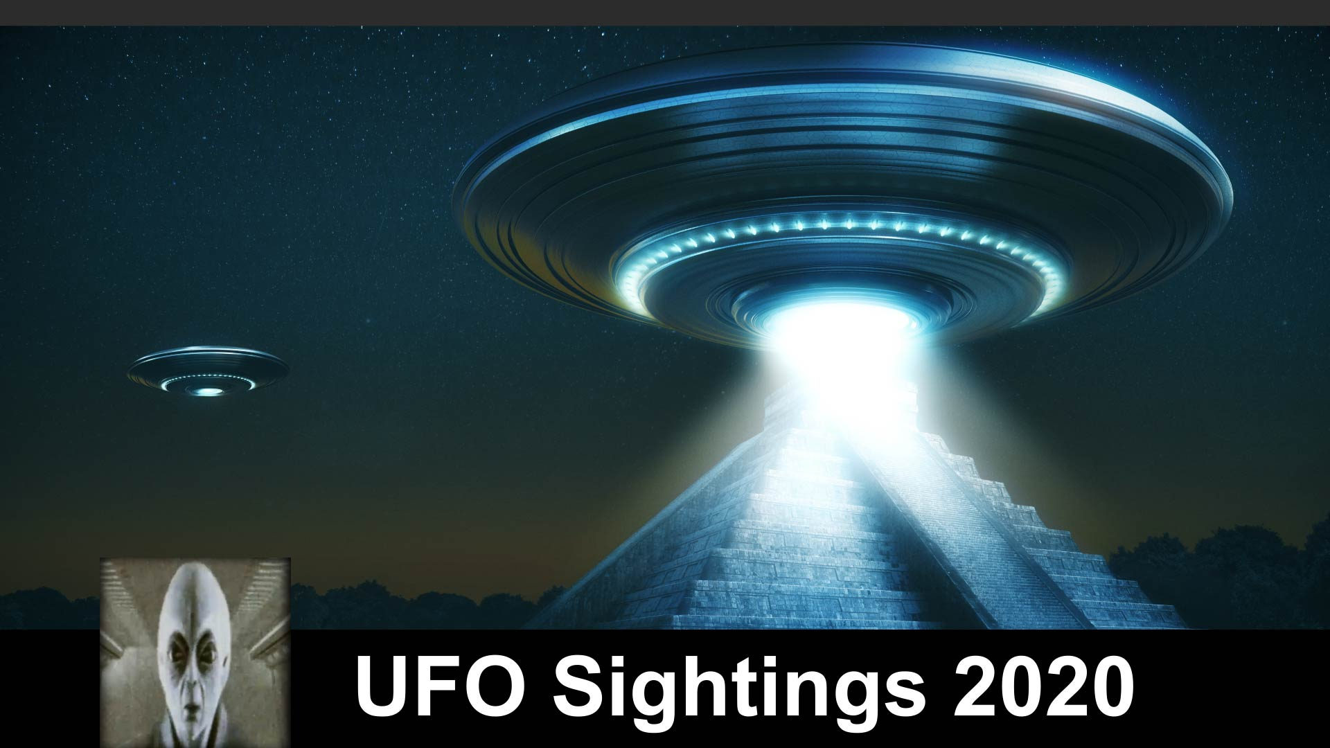 UFO Documentary May 2020