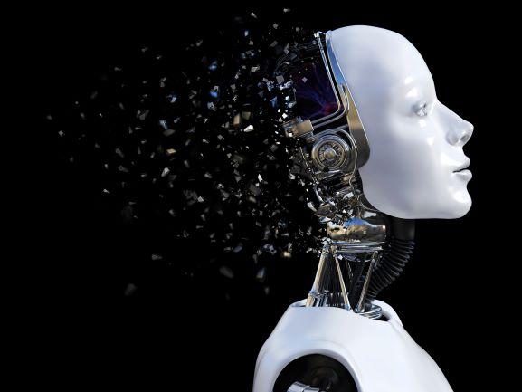 Robot - Brain 2 - small