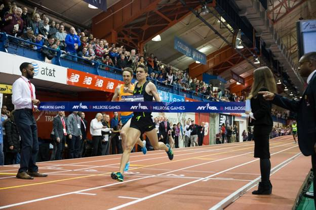 109th NYRR Millrose Games at The Armory.