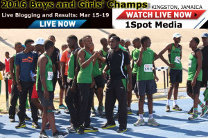 Boys and Girls High School 2016 Championships