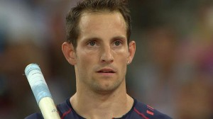 Renaud Lavillenie of France