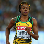 Elaine Thompson Olympic Champion