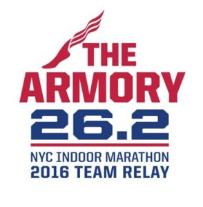 Armory NYC Indoor Marathon