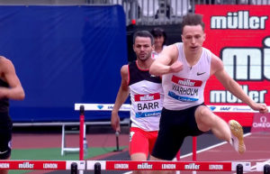 London Diamond League - Karsten Warholm