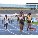 Danielle Williams at Jamaica Trials 2019