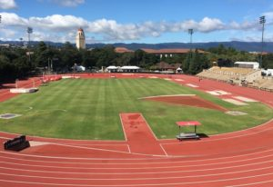 Pre Classic Stanford's Cobb Track and Angell Field