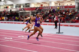 Tonea Marshall LSU Sprinter