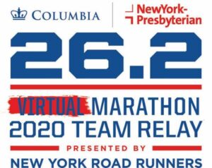 The Armory's Virtual Marathon Team Relay
