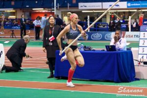 Sandi Morris of USA to compete in American Track League pole vault event