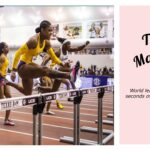 Tonea Marshall of LSU at American Track League