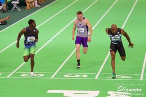 2016 USATF Indoor Championships: Trayvon Bromell