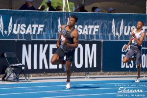 2019 USATF Championships: Fred Kerley Wins the 400 Meter