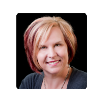 Katy Ayers: I am confident that our on-line presence is better now with April on our side…