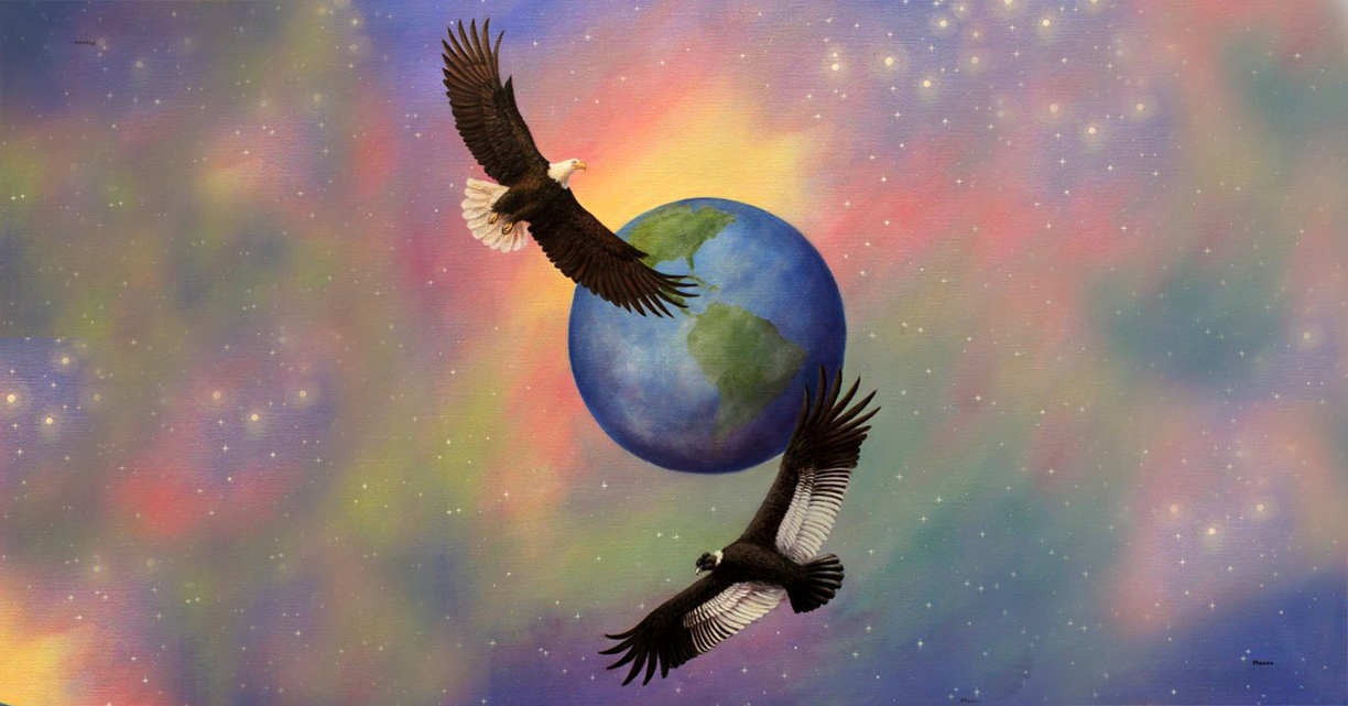 The Eagle And Condor Prophecy And The Virus