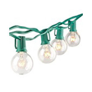 Globe String Lighting