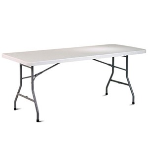 Rectangle Plastic Folding Banquet Table