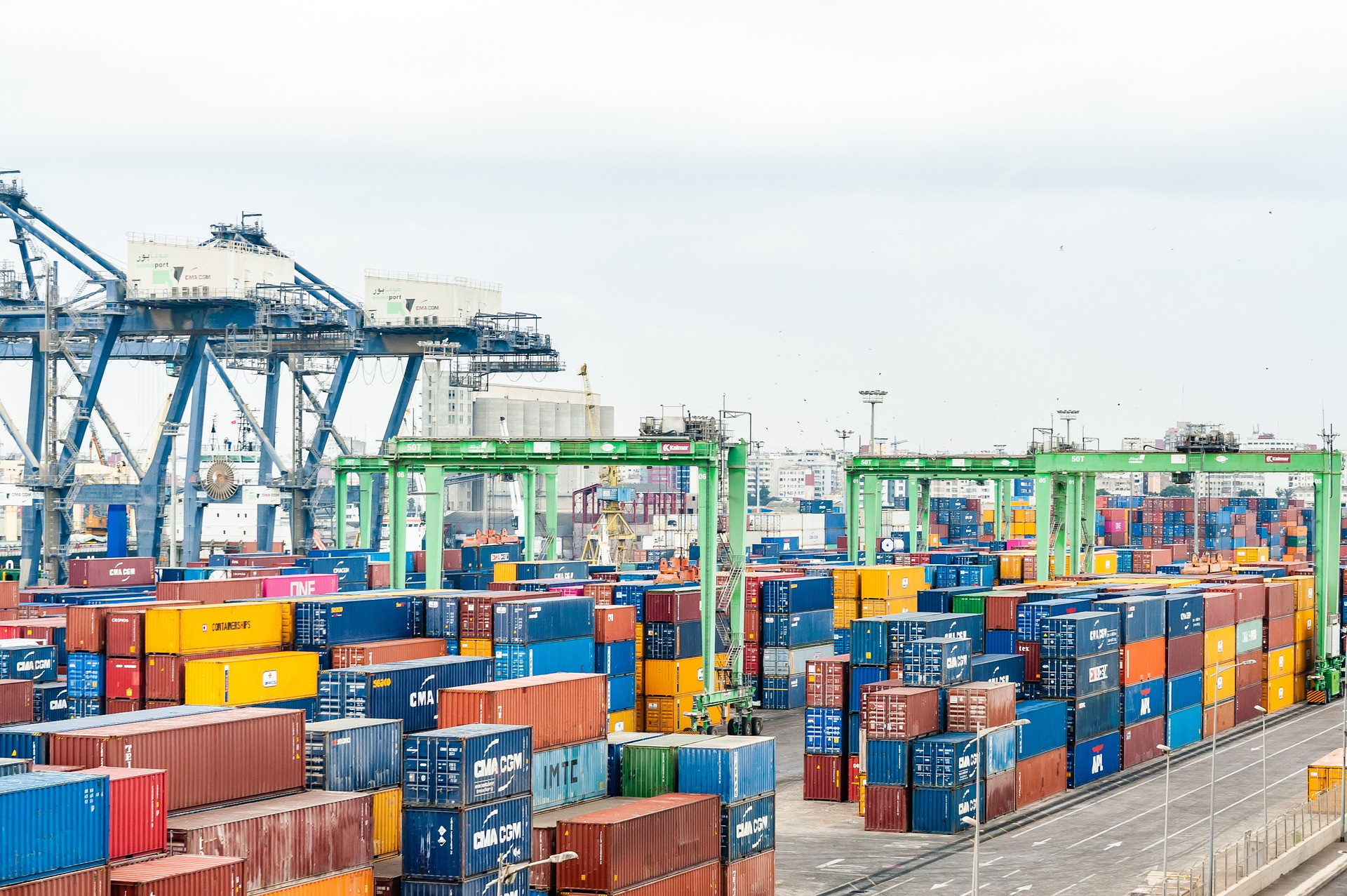 Ocean Shipping Container Transportation