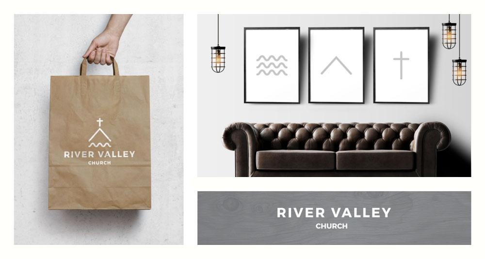 River Valley Brand Identity