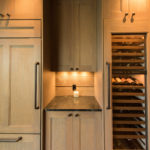 Beaver-Creek-mountain-modern-pantry-cabinets-with-wine-chiller