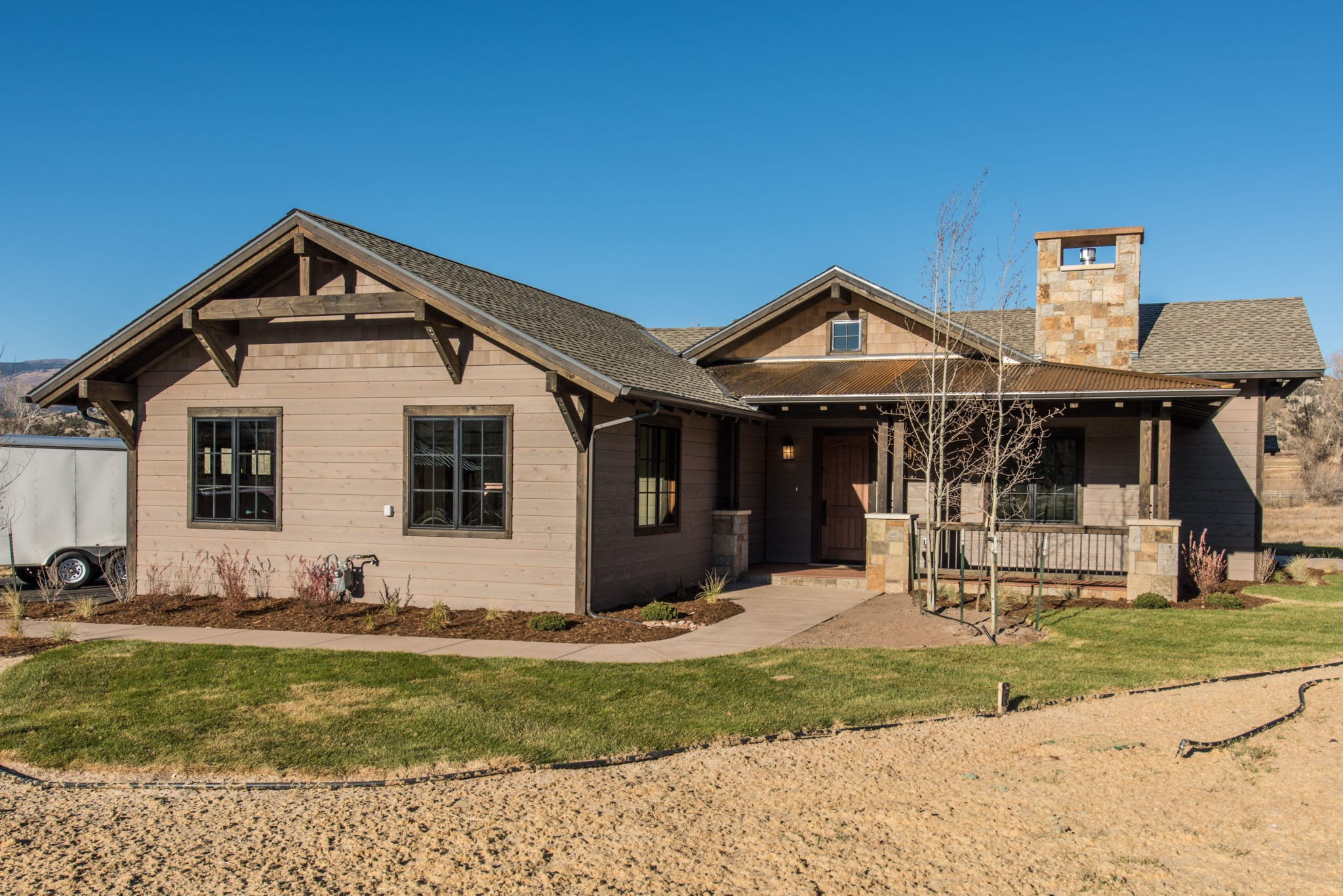 Eagle Ranch Family Home