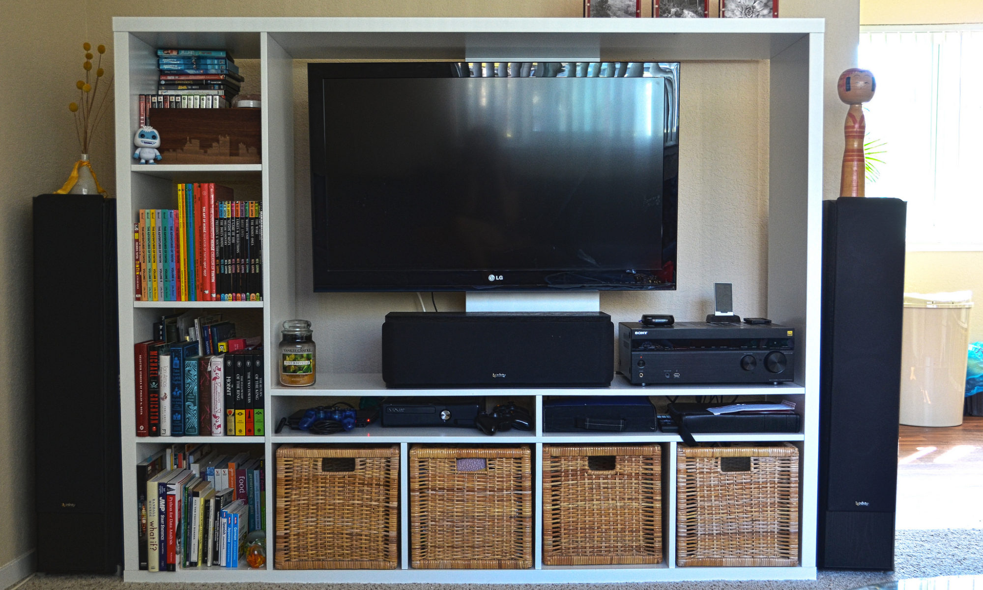 wall mounting tv