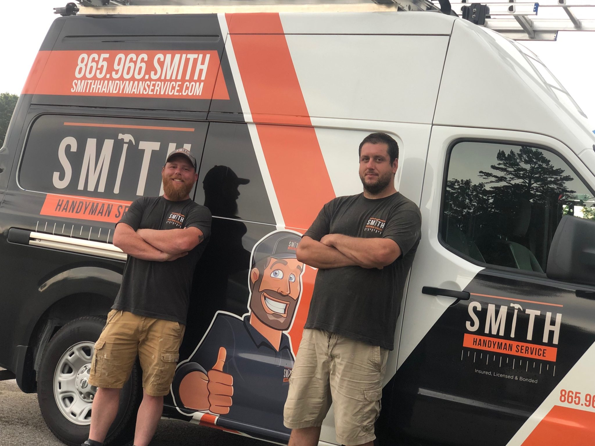 best handyman service in knoxville