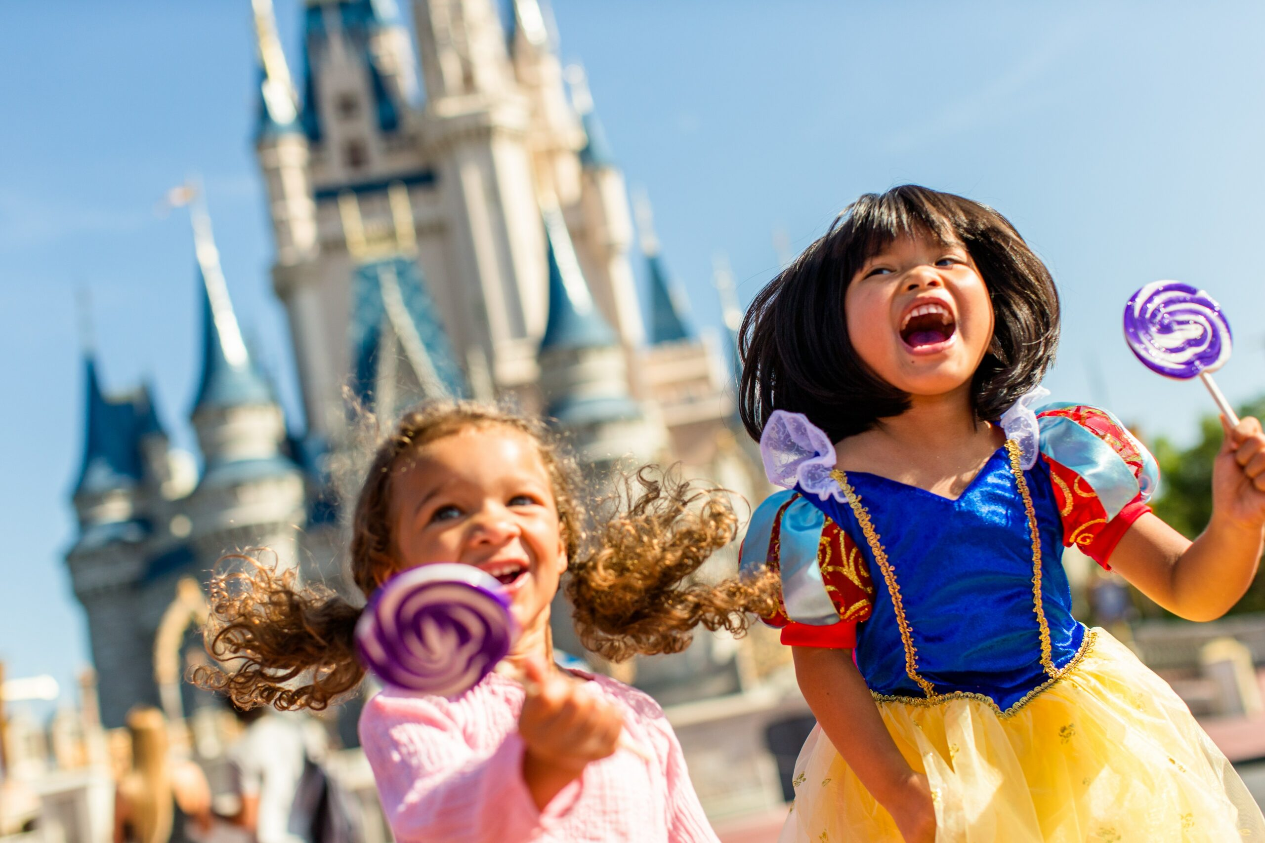 WDW Attractions Lifestyle Shoot
