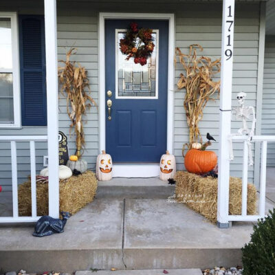 Halloween Decorating 2015