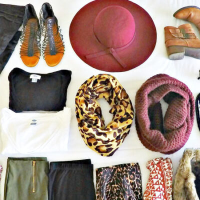 Packing Guide for Tropical Winter Vacation