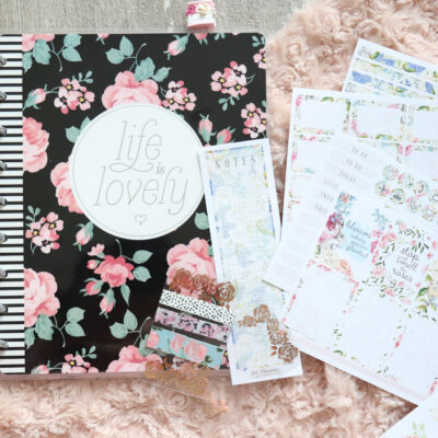 Happy Planner 2018 Plan With Me + Giveaway