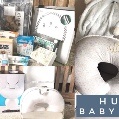 Prepping for baby Liam