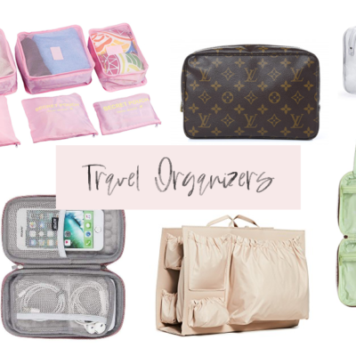 Favorite Travel Organizers
