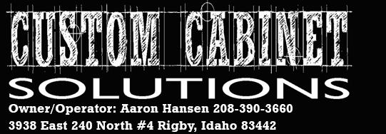 Custom Cabinet Solutions