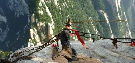world's scariest hike