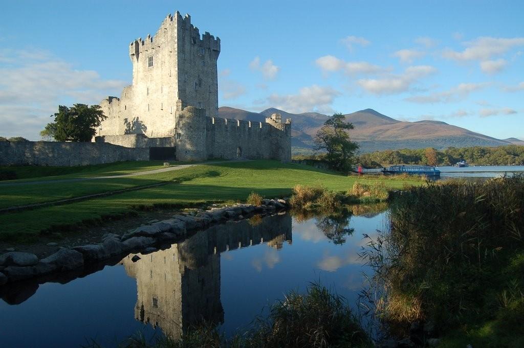 best castles in Ireland