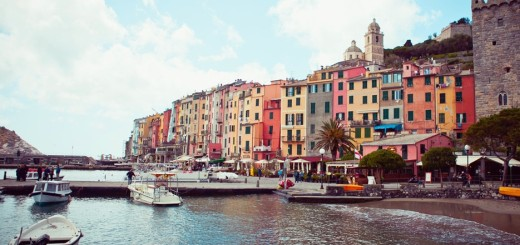 Italian port towns