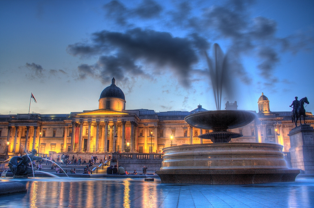national gallery london photo
