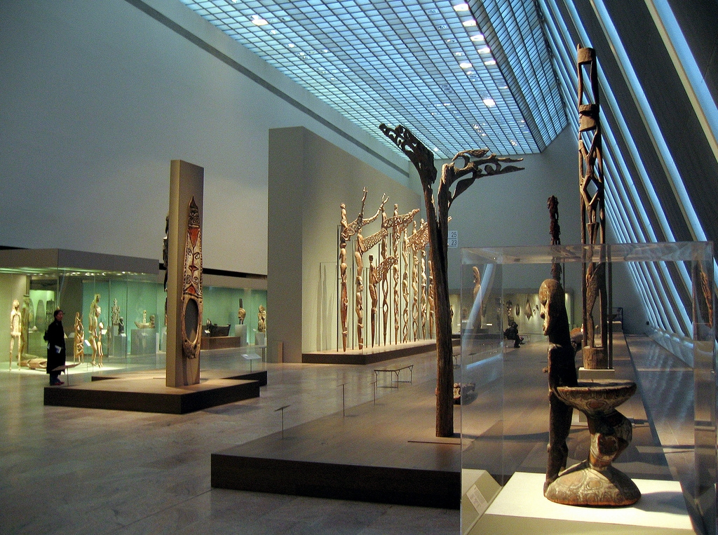 most visited museums