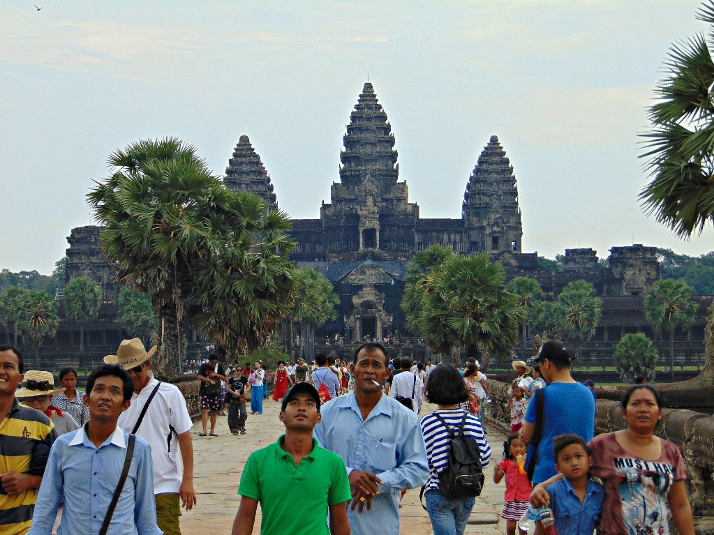 angkor best destination