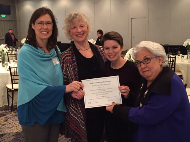 YWCA grant recipient