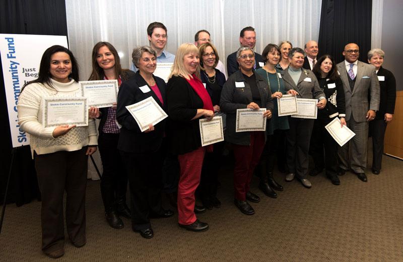 2015 grantees