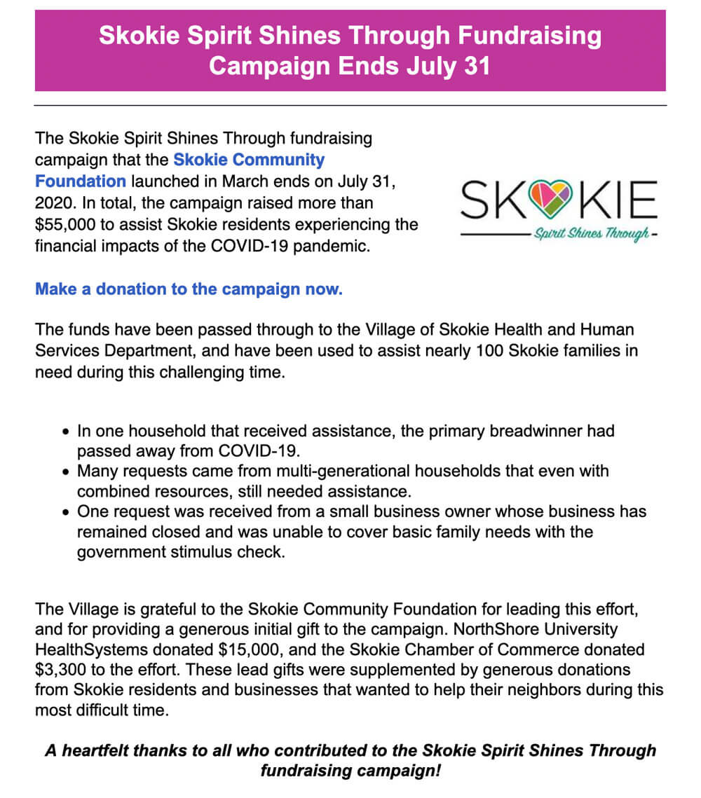 SkokiENews July 2020
