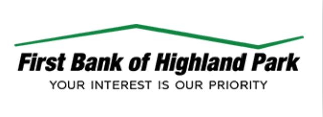First Bank HP Logo