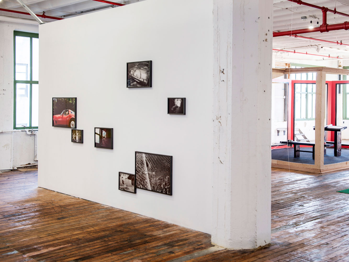 """say grace,"" Come Together: Surviving Sandy, curated by Phong Bui, New York, 2013"