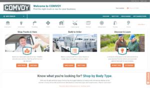 NEW Comvoy.com